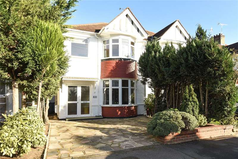 3 Bedrooms Semi Detached House for sale in Argyle Road, Harrow, Middlesex, HA2