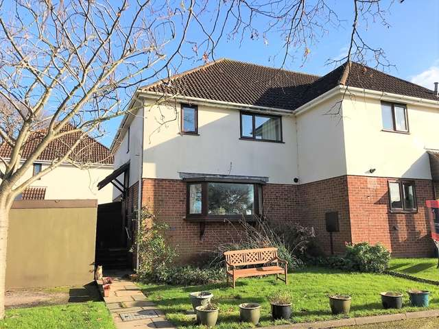 3 Bedrooms End Of Terrace House for sale in Drakes Gardens, Drake Avenue, Exmouth