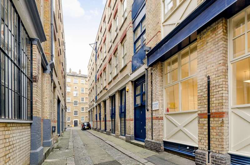 2 Bedrooms Flat for sale in Dufferin Avenue, Old Street, EC1Y