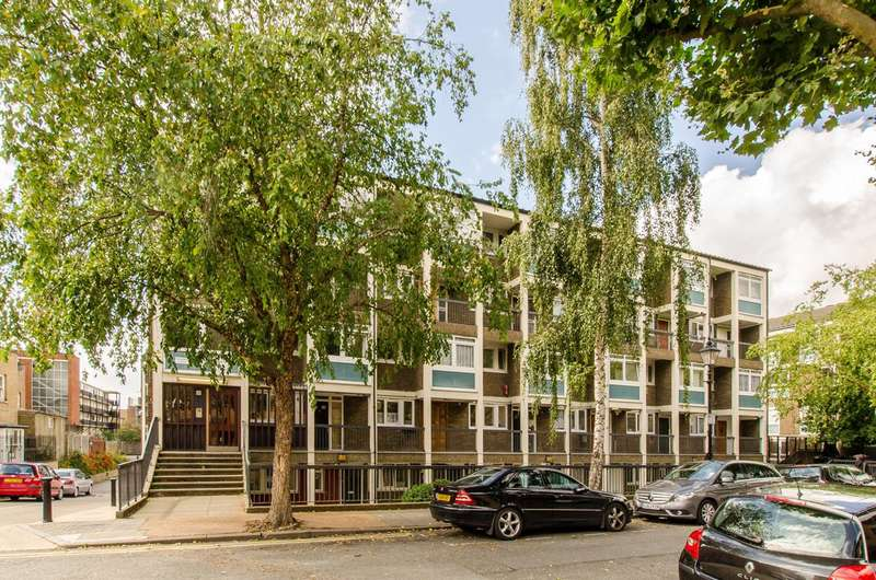 1 Bedroom Flat for sale in Libra Road, Bow, E3