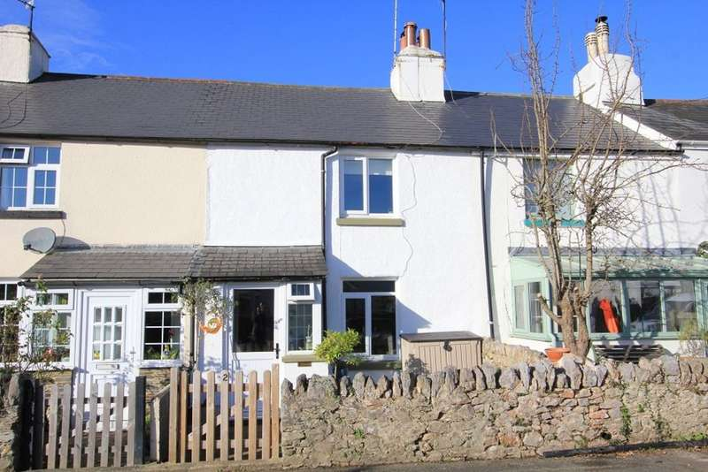 3 Bedrooms Terraced House for sale in Dornafield Road, Ipplepen