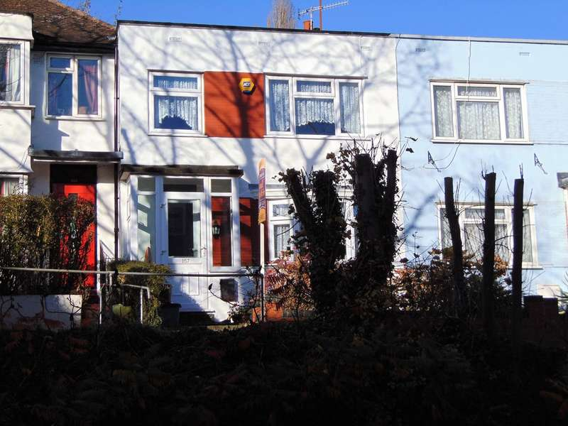 3 Bedrooms Terraced House for sale in Addington Road, South Croydon, CR2 8LL