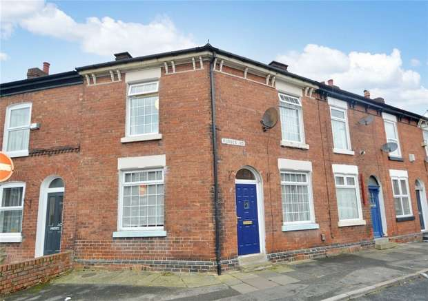 2 Bedrooms Terraced House for sale in Forbes Road, Offerton, Stockport, Cheshire