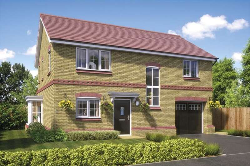 4 Bedrooms Detached House for sale in Doulton Road, Cradley Heath, B64
