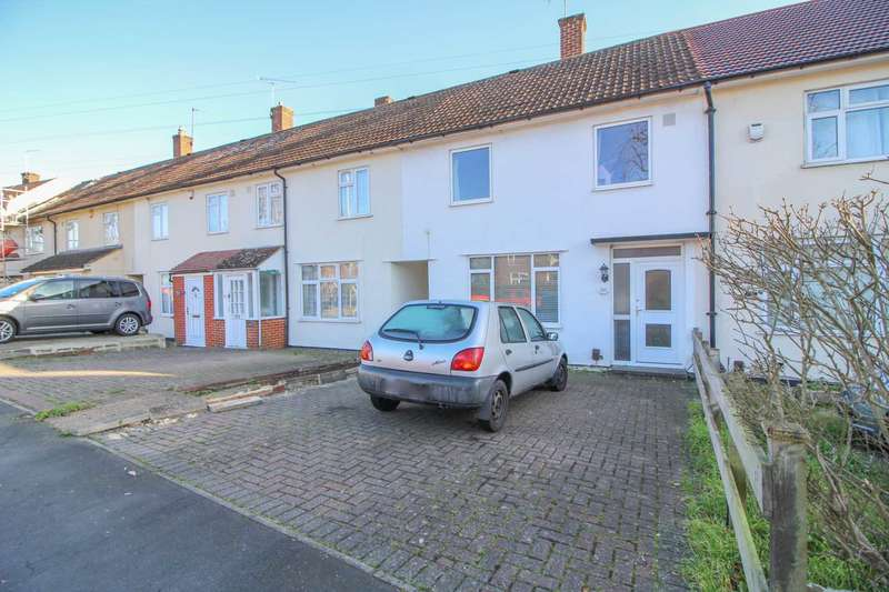 2 Bedrooms Terraced House for rent in Prestwick Road, South Oxhey