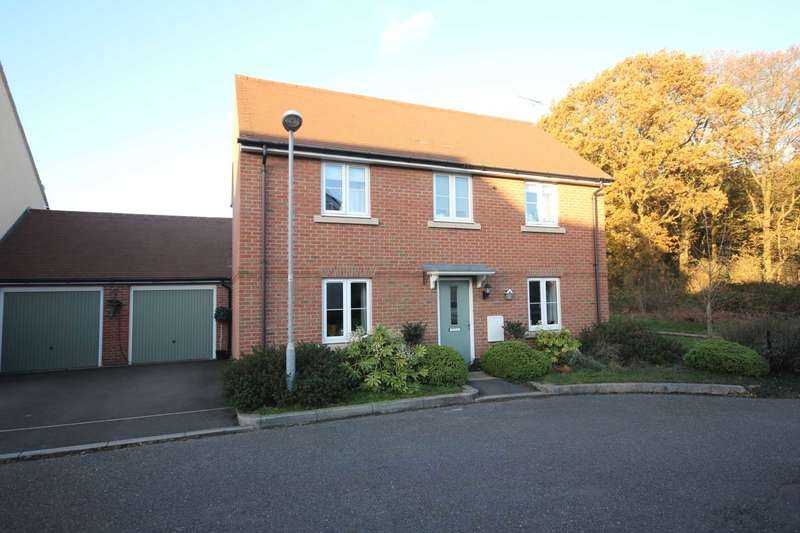 4 Bedrooms Detached House for sale in Blackcap Lane, Jennett`s Park