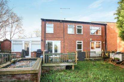 4 Bedrooms End Of Terrace House for sale in Eaglais Way, Macclesfield, Cheshire