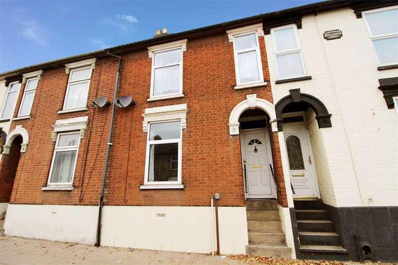 3 Bedrooms Terraced House for sale in Woodbridge Road, Ipswich