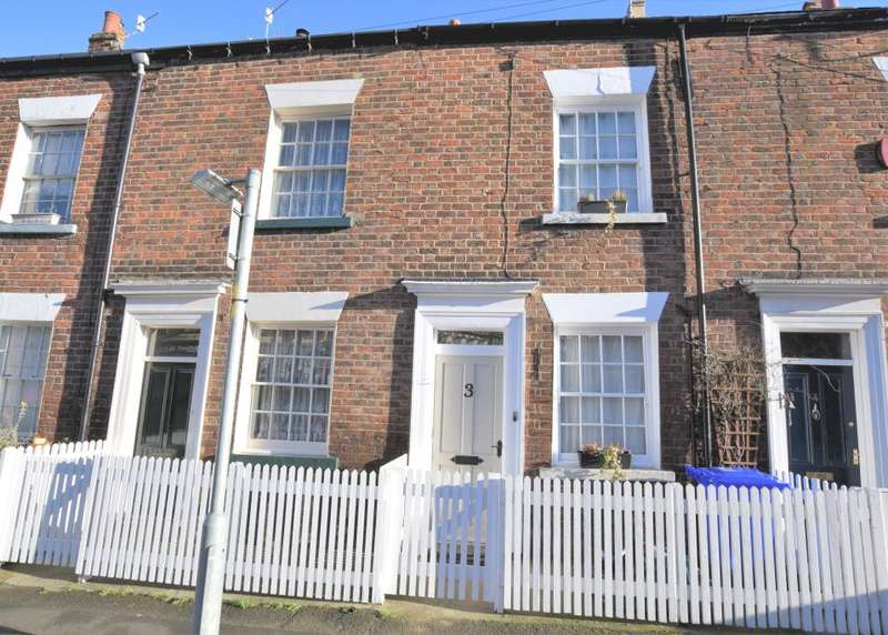 3 Bedrooms Cottage House for sale in Bedford Street, Scarborough, North Yorkshire YO11 1DB