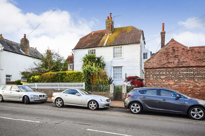 3 Bedrooms House for sale in De La Warr Road, Bexhill, TN40