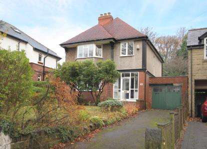 4 Bedrooms Detached House for sale in Rundle Road, Sheffield, South Yorkshire
