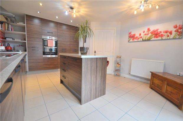 4 Bedrooms Detached House for sale in Regent Close, Brockworth, Gloucester, GL3 4GP