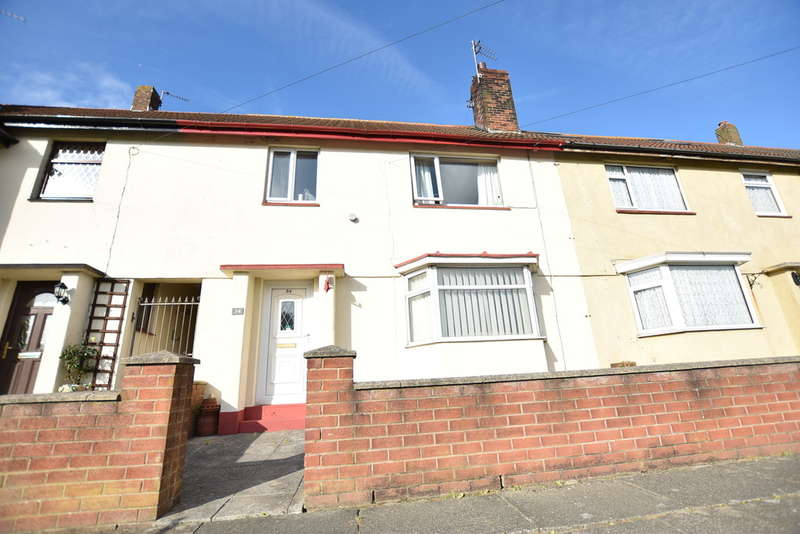 3 Bedrooms Terraced House for sale in Bathurst Avenue, Blackpool