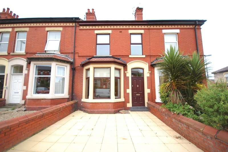 5 Bedrooms Terraced House for sale in Bryan Road, Blackpool