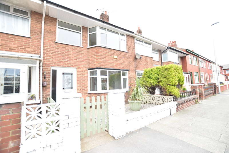 3 Bedrooms Terraced House for sale in Sutherland Road, Blackpool