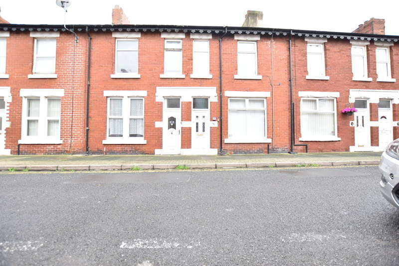2 Bedrooms Terraced House for sale in Lewtas Street, Blackpool
