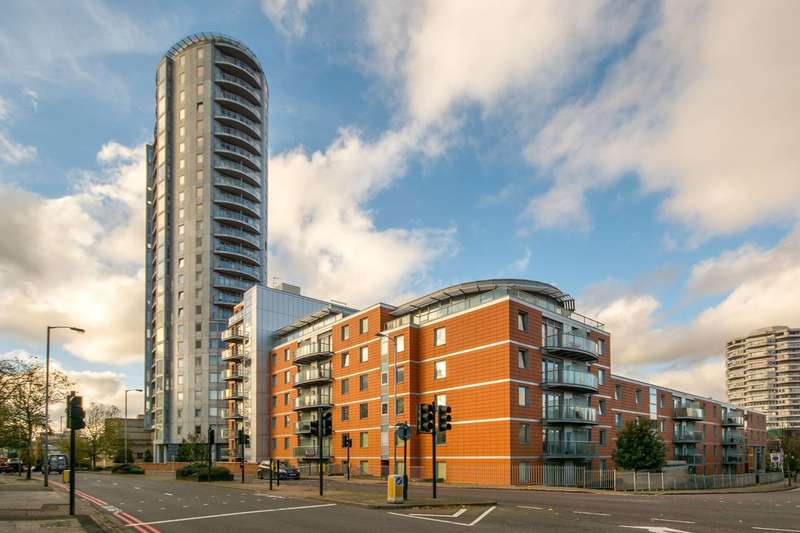 2 Bedrooms Flat for sale in Altitude Apartments, Central Croydon, CR0