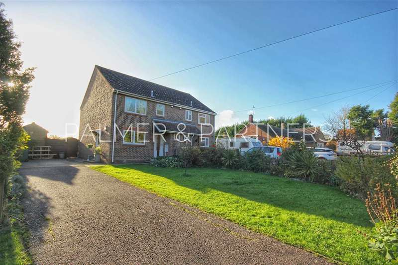 3 Bedrooms Semi Detached House for sale in Church Road, Stambourne