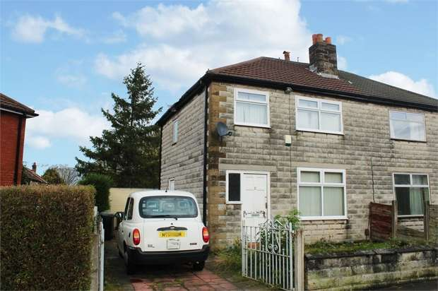 3 Bedrooms Semi Detached House for sale in Grosvenor Road, Cheadle Hulme, Cheadle, Cheshire