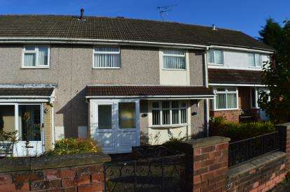 3 Bedrooms Terraced House for sale in Bower Close, Lichfield