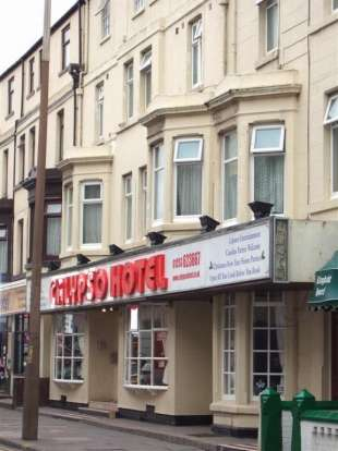 39 Bedrooms Hotel Gust House for sale in Albert Road Central Blackpool