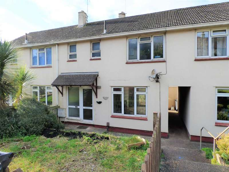 3 Bedrooms Terraced House for sale in Foxhole Road, Paignton
