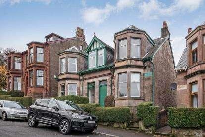 4 Bedrooms Semi Detached House for sale in John Street, Gourock