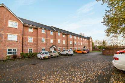 2 Bedrooms Flat for sale in Bellam Court, Wardley, Manchester, Greater Manchester
