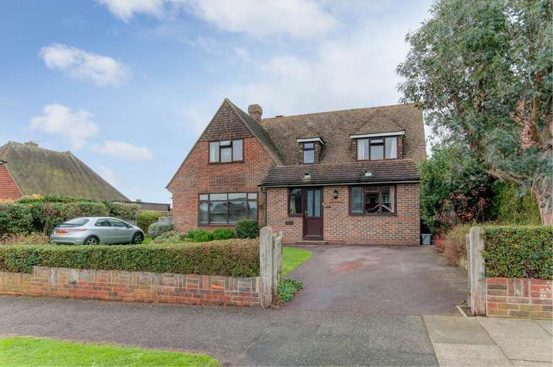 4 Bedrooms House for sale in Beacon Road, Seaford, East Sussex, BN25 2NA