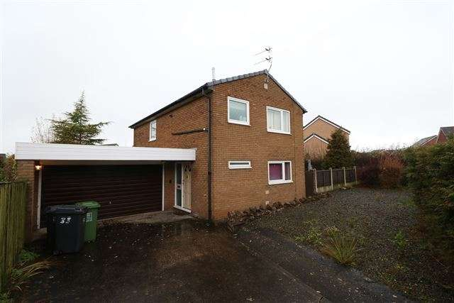 4 Bedrooms Detached House for sale in Lansdowne Close, Carlisle, Cumbria, CA3 9HN