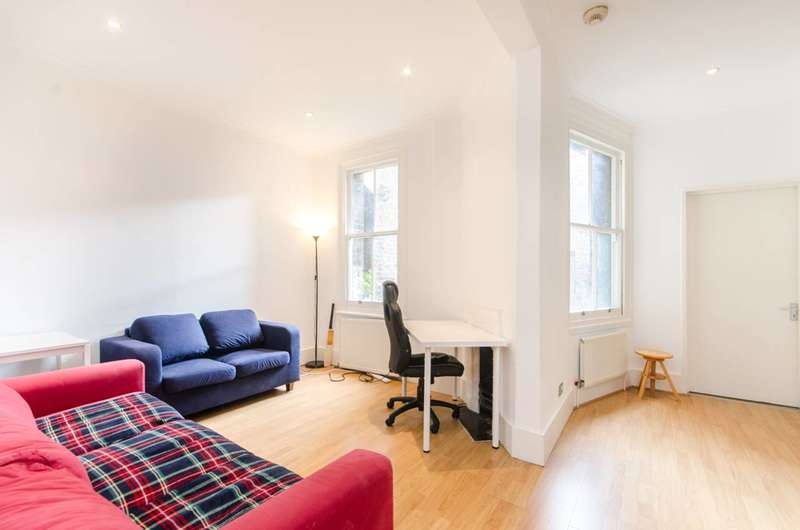 2 Bedrooms Flat for sale in Kingwood Road, Fulham, SW6