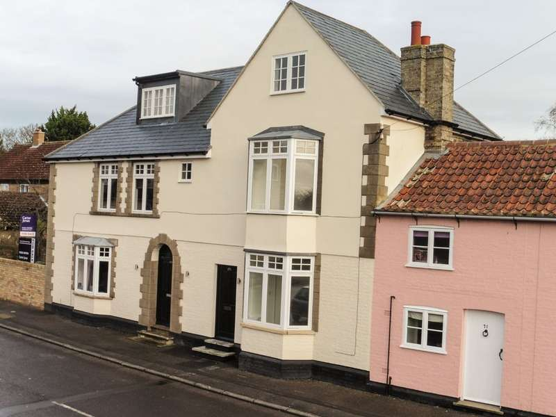 4 Bedrooms Terraced House for rent in High Street, Bottisham