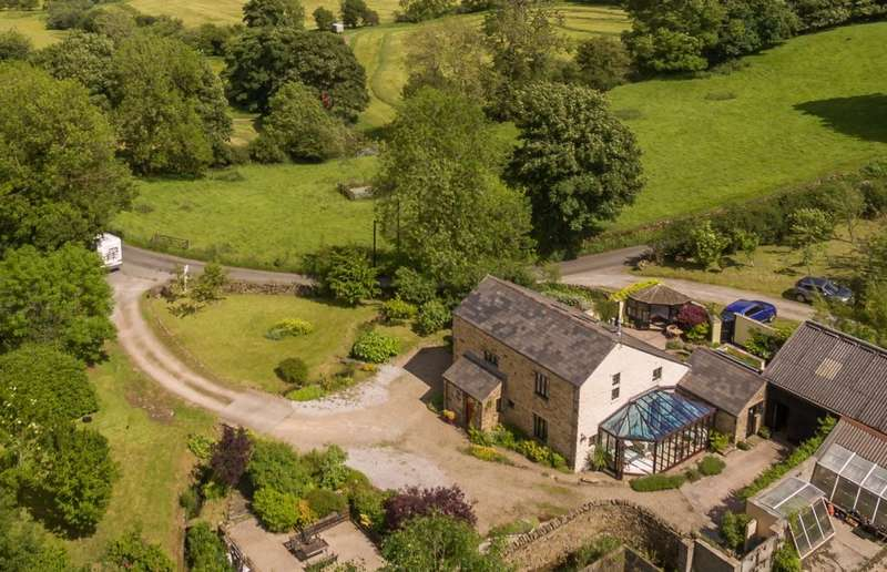 4 Bedrooms Detached House for sale in Li'le Foss, Countersett, Hawes, DL8 3DD
