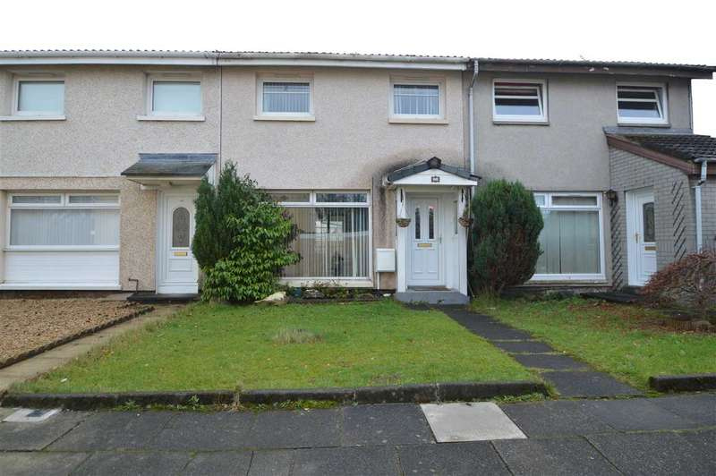 3 Bedrooms Terraced House for sale in Ashcroft, Calderwood, East Kilbride