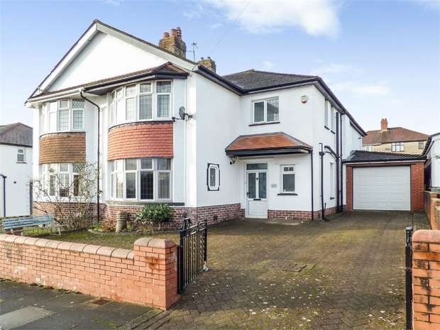 3 Bedrooms Semi Detached House for sale in Barons Court Road, Penylan, Cardiff, South Glamorgan