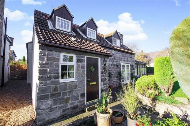 3 Bedrooms Cottage House for sale in Turnshaw Road, Ulley, Sheffield, South Yorkshire