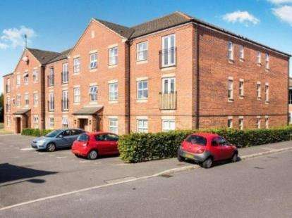1 Bedroom Flat for sale in Shaw Road, Chilwell, Beeston, Nottingham