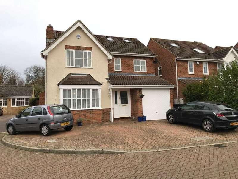 5 Bedrooms Detached House for rent in 10 Schoolfields, Letchworth SG6 2TZ