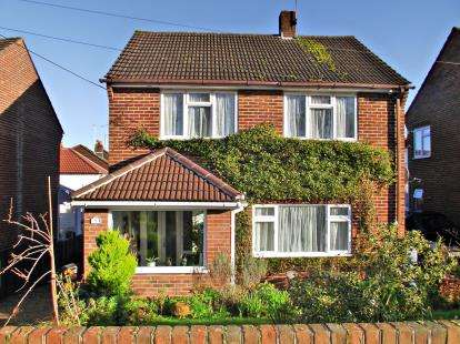 3 Bedrooms Detached House for sale in Hounsdown, Southampton, Hampshire