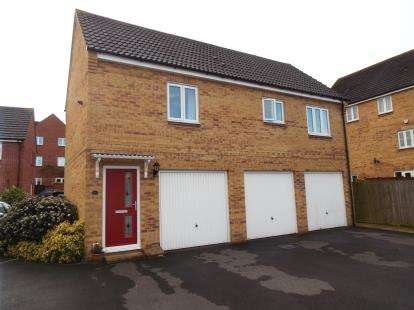 1 Bedroom Maisonette Flat for sale in Yeovil, Somerset, Uk