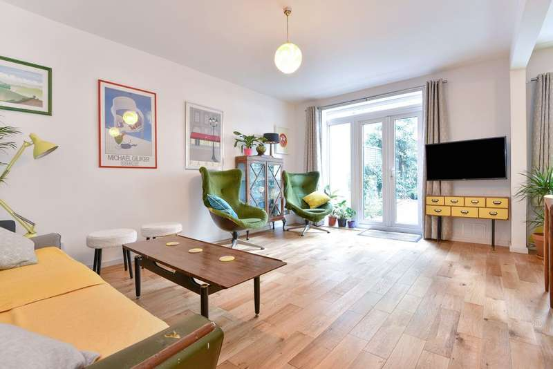 4 Bedrooms Terraced House for sale in The Gradient, Sydenham, SE26
