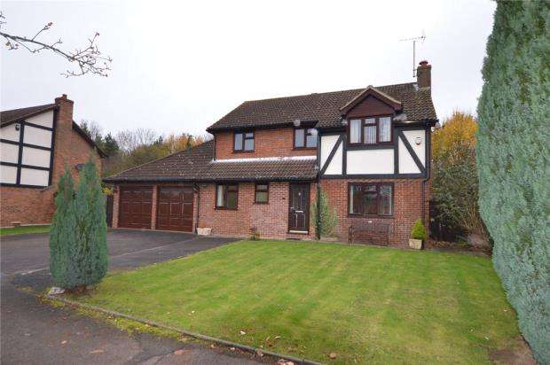 4 Bedrooms Detached House for sale in Thyme Close, Chineham, Basingstoke