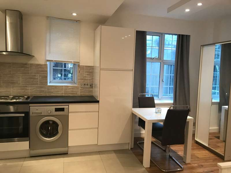 1 Bedroom Apartment Flat for sale in Cambridge Court W2