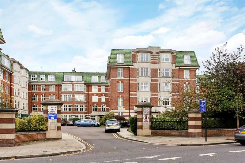 3 Bedrooms Flat for sale in Haven Green, London, W5