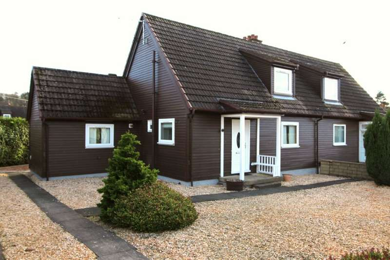 3 Bedrooms Semi Detached House for sale in Braehead Road, Linlithgow, EH49