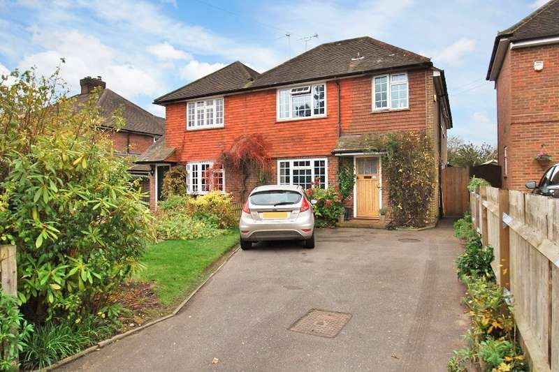 4 Bedrooms Semi Detached House for sale in Chartridge Lane, Chesham, HP5