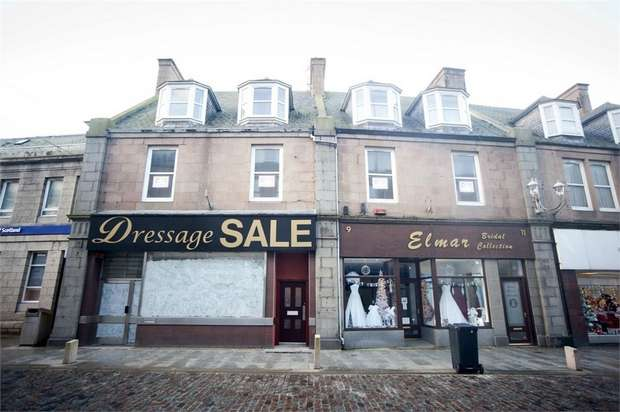 2 Bedrooms Flat for sale in Chapel Street, Peterhead, Aberdeenshire