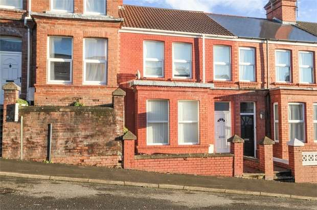 3 Bedrooms Terraced House for sale in Hawthorne Avenue, Uplands, Swansea, West Glamorgan