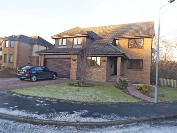 5 Bedrooms Detached House for sale in Honeyman Crescent, Lanark