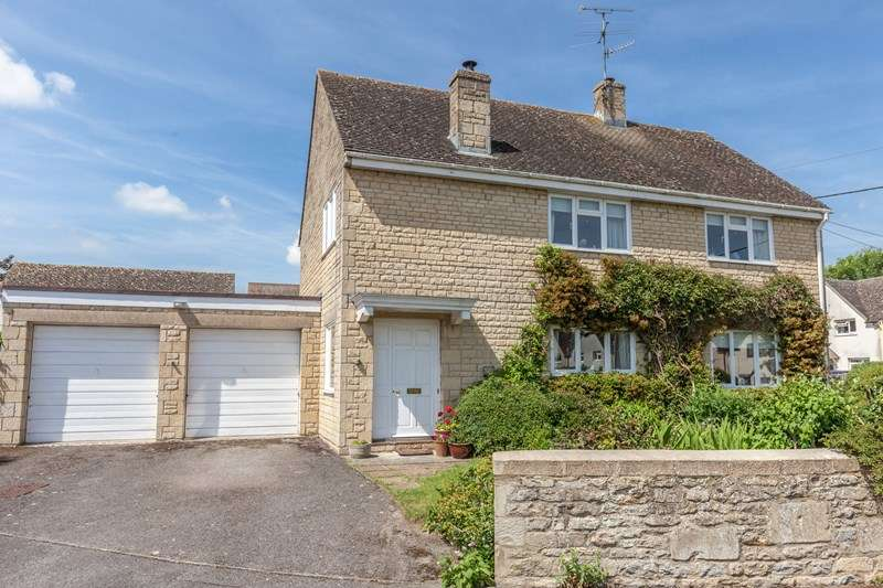 4 Bedrooms Detached House for sale in Meadow Close, Shipton-Under-Wychwood, Chipping Norton